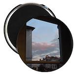 Sunset, Tunbridge Wells Magnet