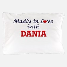 Madly in Love with Dania Pillow Case