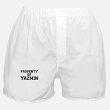 Property of YAZMIN Boxer Shorts