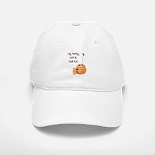 Honey Pot is Full Baseball Baseball Cap