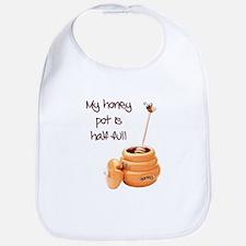 Honey Pot is Full Bib