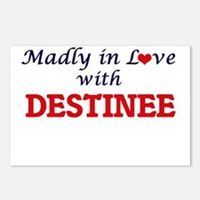 Madly in Love with Destin Postcards (Package of 8)