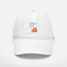 honey pot is empty Baseball Baseball Cap