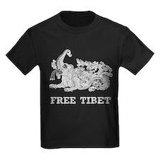 Vintage Free Tibet T