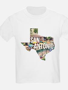 San Antonio Riverwalk, Texas T-Shirt