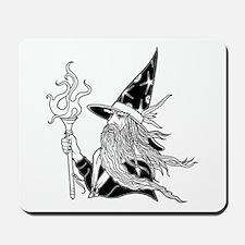 Wizard 5 Mousepad