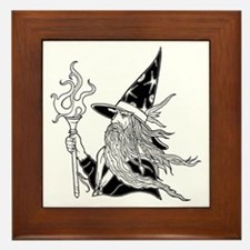Wizard 5 Framed Tile