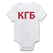 Vintage KGB Infant Bodysuit
