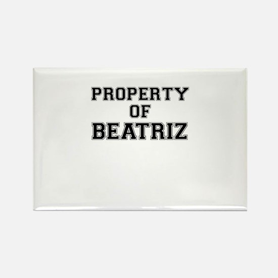 Property of BEATRIZ Magnets