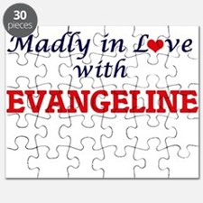 Madly in Love with Evangeline Puzzle