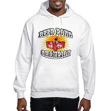 Beer Pong Champion Hoodie
