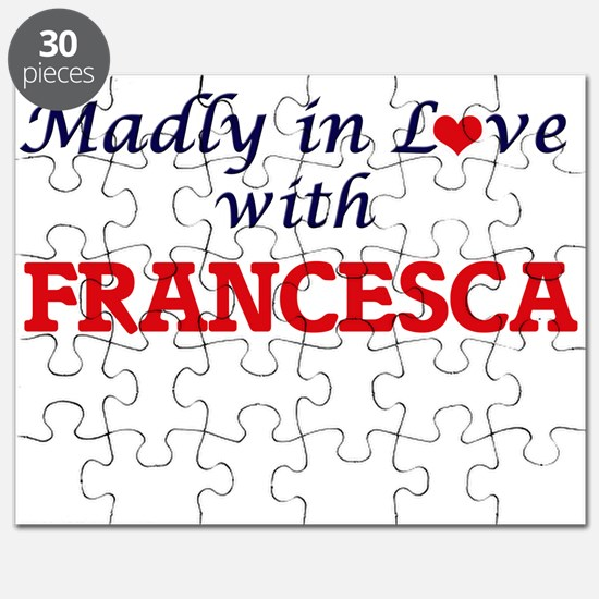 Madly in Love with Francesca Puzzle