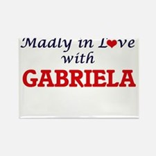Madly in Love with Gabriela Magnets