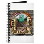 Porta John hunting blinds mak Journal