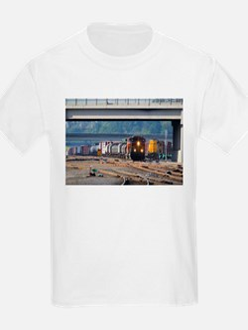 BNSF through Vancouver T-Shirt