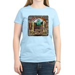 Porta John hunting blinds mak Women's Light T-Shir