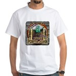 Porta John hunting blinds mak White T-Shirt