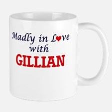 Madly in Love with Gillian Mugs