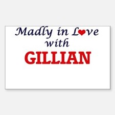 Madly in Love with Gillian Decal