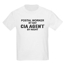 Postal Worker CIA Agent T-Shirt