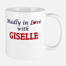 Madly in Love with Giselle Mugs