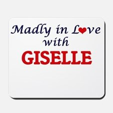 Madly in Love with Giselle Mousepad