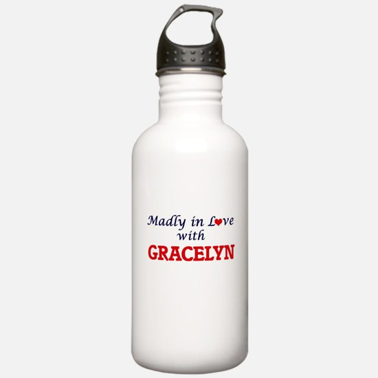 Madly in Love with Gra Water Bottle