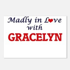 Madly in Love with Gracel Postcards (Package of 8)