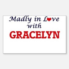 Madly in Love with Gracelyn Decal