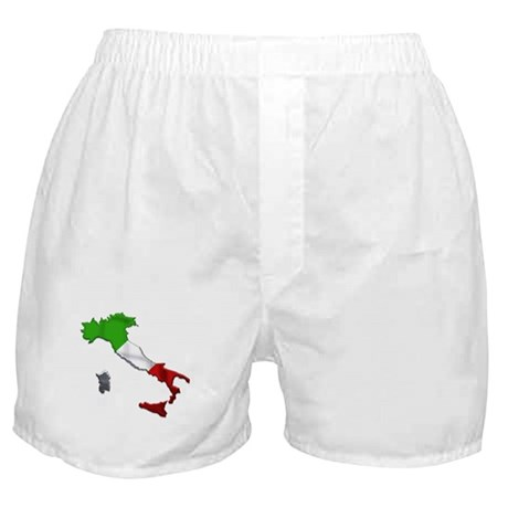 Classic Italy Metallic Color Boxer Shorts