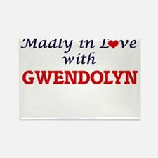 Madly in Love with Gwendolyn Magnets