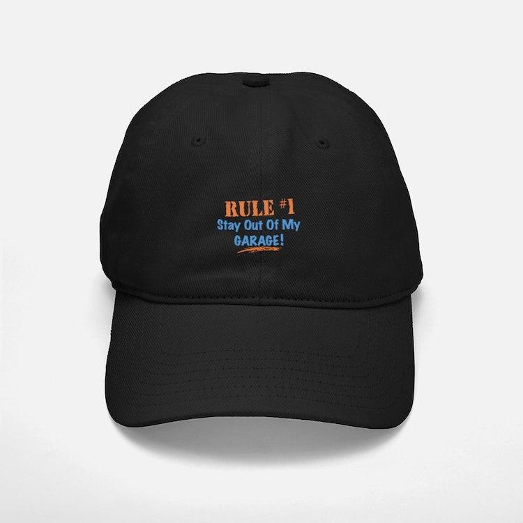 Garage Baseball Hat