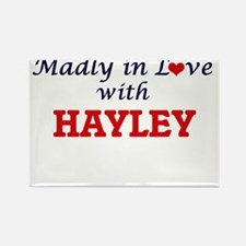 Madly in Love with Hayley Magnets