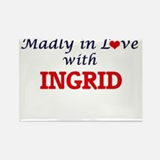 Madly in Love with Ingrid Magnets