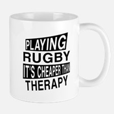 Awesome Rugby Player Designs Mug
