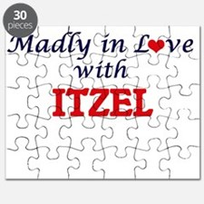 Madly in Love with Itzel Puzzle