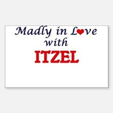 Madly in Love with Itzel Decal