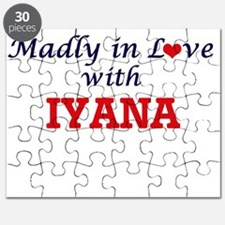 Madly in Love with Iyana Puzzle