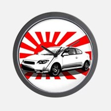Scion TC Japan Wall Clock