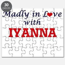 Madly in Love with Iyanna Puzzle