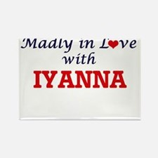 Madly in Love with Iyanna Magnets
