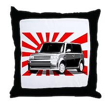 Scion xB Japan Throw Pillow
