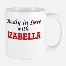 Madly in Love with Izabella Mugs