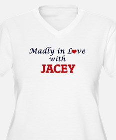 Madly in Love with Jacey Plus Size T-Shirt