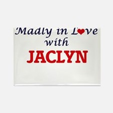 Madly in Love with Jaclyn Magnets