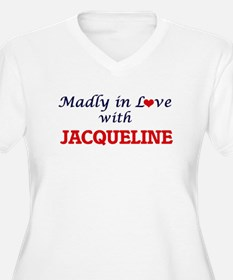 Madly in Love with Jacqueline Plus Size T-Shirt