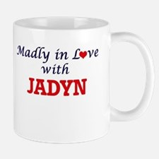 Madly in Love with Jadyn Mugs