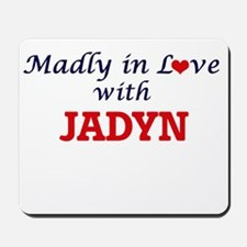Madly in Love with Jadyn Mousepad