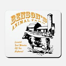 Benson's Animal Farm Mousepad