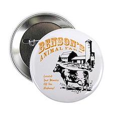 """Benson's Animal Farm 2.25"""" Button"""